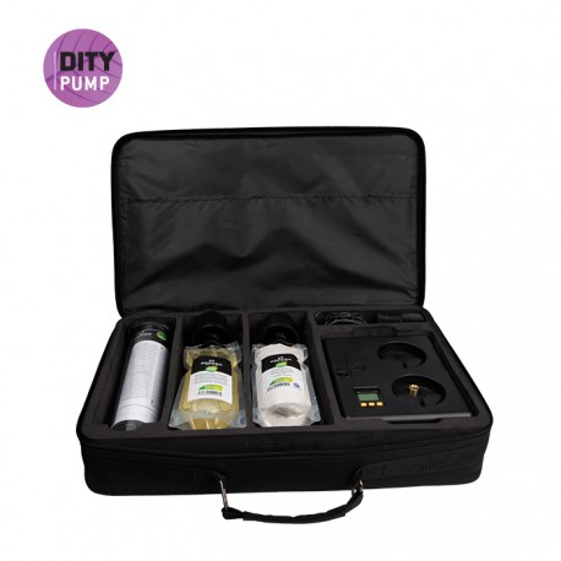 Ditybox for Dityspray system by Soppec