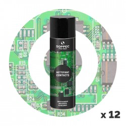 Contact cleaner spray