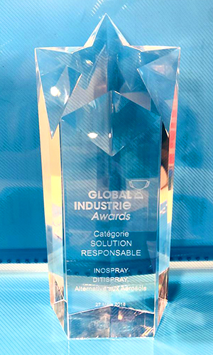 global industry award 2018