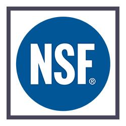 Certifié NSF
