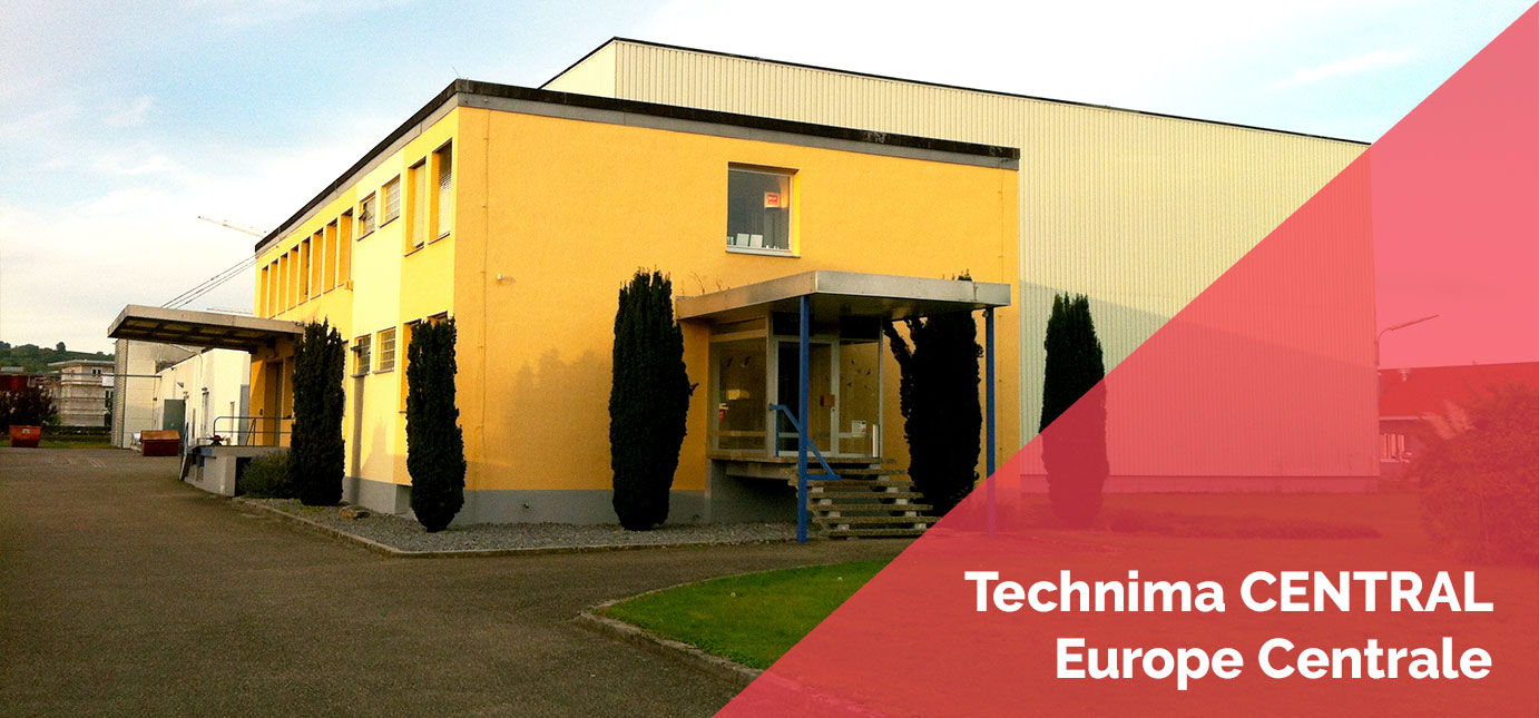 réseau de vente technima central europe centrale