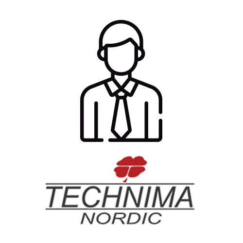 Sales agent technima nordic